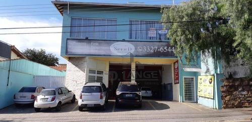 Prédio Comercial ( Estudo Permuta - Ótimo Para Renda) - Valinhos Sp. - Pr0434