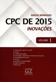 Cpc De 2015 - Inovações - Vol.1