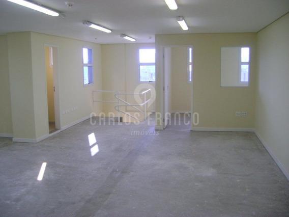 Belissima Sala Comercial Duplex. Com 140m. Com 6 Banheiros. Pré - Cf5311