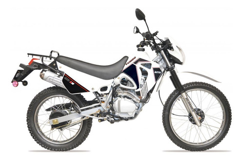 Yumbo Dk 125 S - Moped