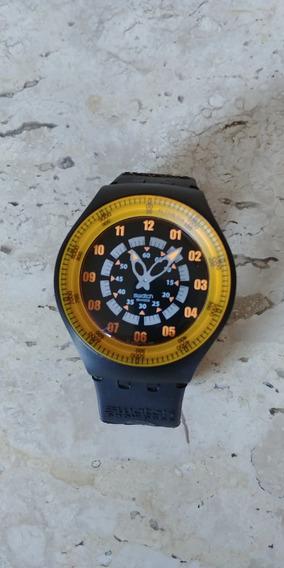Relógio Swatch Com Altímetro Swiss Made