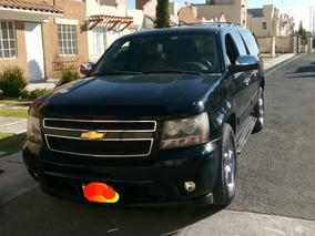 Camioneta Chevrolet Suburban G Piel Aa Dvd Qc 4x4 At