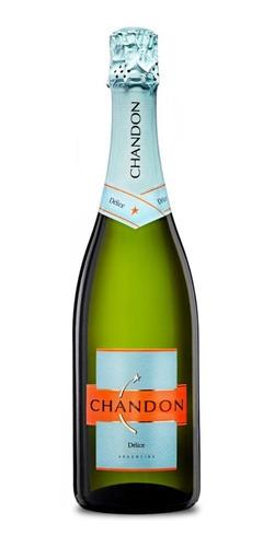 Champagne Espumante Chandon Delice 750ml Chardonnay Pack X6
