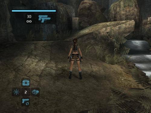 lara croft tomb raider legend ps2 walkthrough