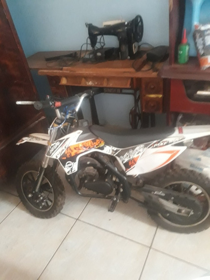 Mini Moto De Cross Mxf