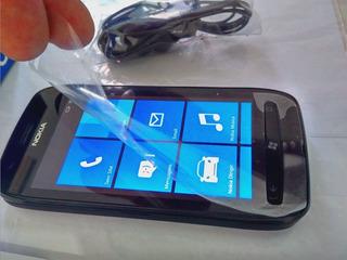 Celular Nokia Lumia 710 Completo Não Roda Zap Vitrine