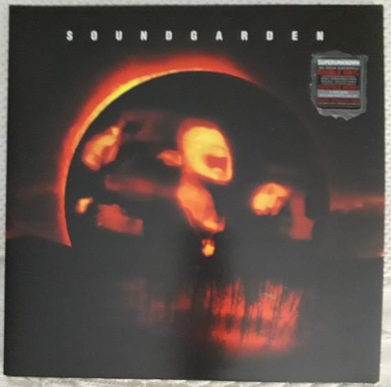 Vinilo Soundgarden Superunknown Europa 2014 180grs Sin Uso