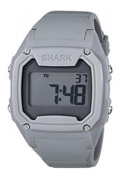 Relógio Freestyle Killer Shark Silicone Cinza Importado