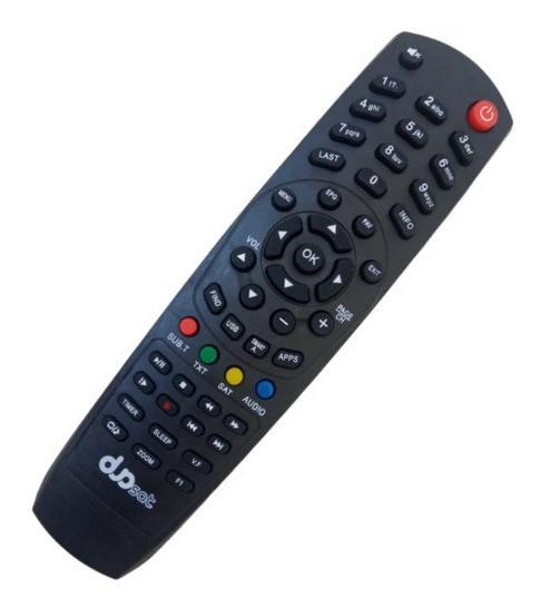 Controle Remoto Tv Duo Pronta Entrega+brinde