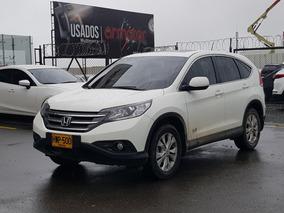 Honda Cr-v Exl 4x4