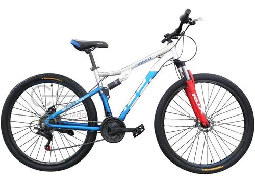 Imagen 1 de 3 de Gti Bicicleta Cayman Aro 29¨ 21 Velocidades Cuadro Aluminio
