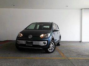 3593 Vw Up Cross Mt Azul Laguna Metalico 2017 De Planta
