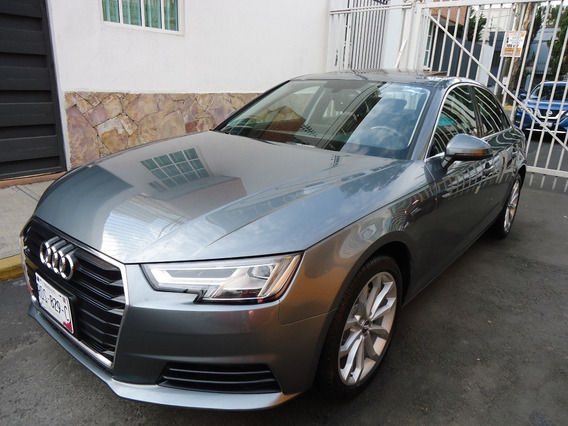 Audi A4 2.0 Turbo 190hp Select Stronic Modelo 2017