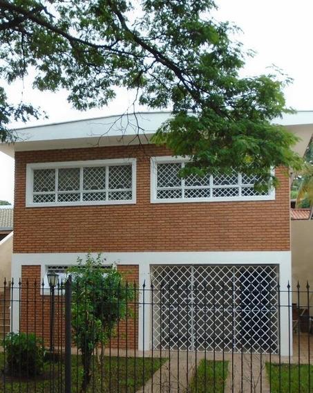 Casa Residencial À Venda, Jardim Bela Vista, Americana. - Ca0571