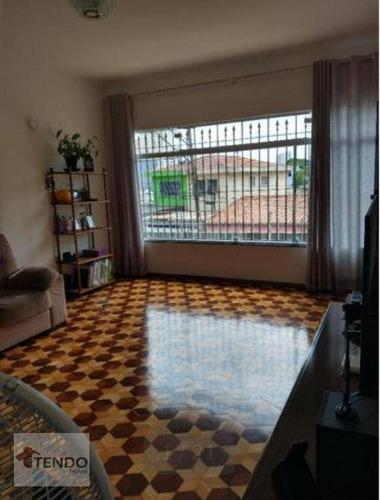 Imagem 1 de 21 de Imob01 - Sobrado 352 M² - Venda - 4 Dormitórios - Centro - Diadema/sp - So0106