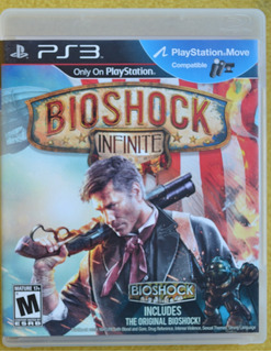 Bioshock Infinite Ps3 Play Magic