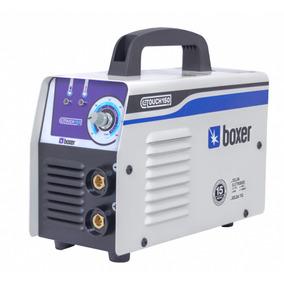 Máquina De Solda Inversora Boxer Touch 150 Bivolt