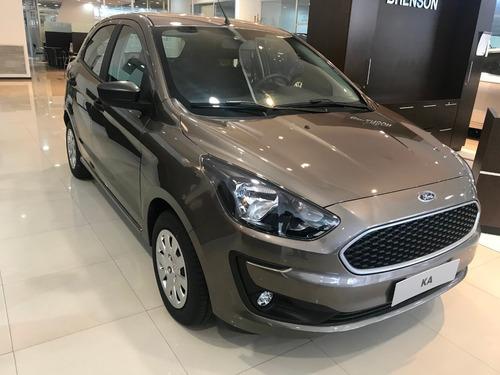 Ford Ka S 1.5 Mt 123cv 5ptas 0km 2021 Stock Físico 01