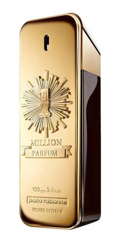 Imagen 1 de 2 de Paco Rabanne 1 Million Parfum 100ml para  hombre
