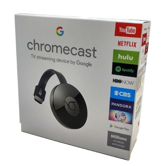 Chromecast 3 - Loja Zona Sul Rj