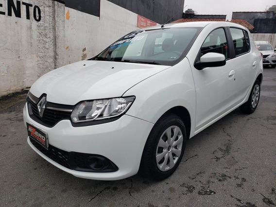 Renault Sandero 2019 Expression Completo 1.0 Flex 31.000 Km