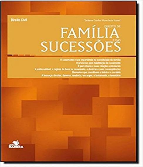 Direito Civil - Direito De Familia E Das Sucessoes