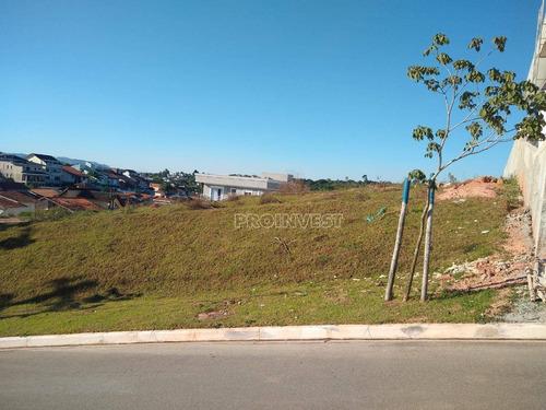Terreno À Venda, 500 M² Por R$ 500.000,00 - Granja Viana - Cotia/sp - Te4641