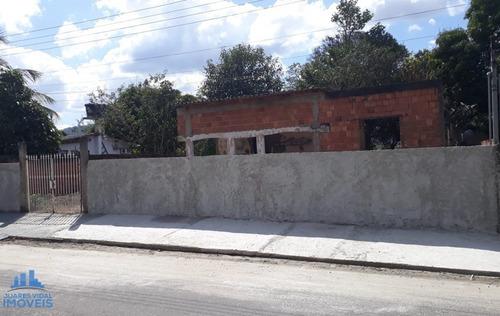 Imagem 1 de 10 de Terreno Com Ótima Localização - Chaperó - Itaguaí - 154 - 34209792