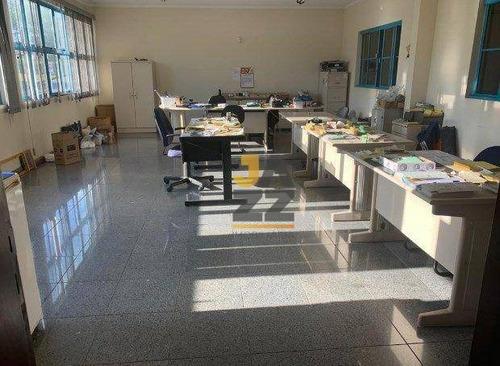 Imagem 1 de 6 de Barracão À Venda, Por R$ 2.000.000 - Parque Das Universidades - Campinas/sp - Ba0129