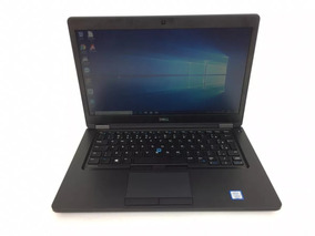 Notebook Dell Latitude 5480 I5 8gb Ram 1 Ano De Garantia +nf