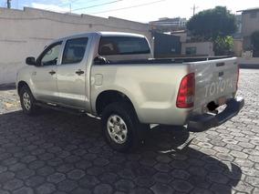 Toyota Hilux Cabína Doble Full