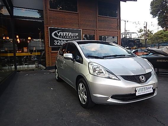 Honda- Fit Dx 1.4 Automática. 2011/2011