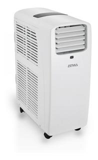 Aire Acondicionado Portatil Atma 3500 Watts Frío Calor