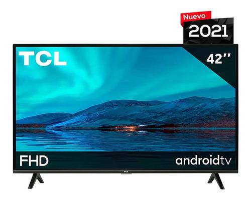 Imagen 1 de 5 de Tv 42 Pulgadas Smart Tv Full Hd Tcl 42a342 Android Tv