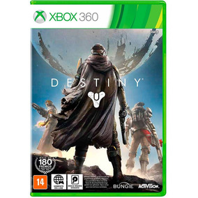 Destiny Xbox 360 Mídia Física Semi Novo Pt Br