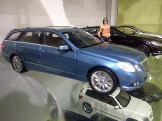 Miniatura Mercedes 1.18
