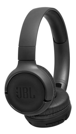 Fone De Ouvido Headphone Bluetooth Jbl T500bt Com Microfone