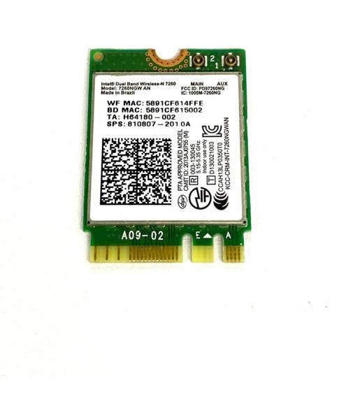 Para Intel 7260an 7260ngw 300m Placa De Rede Dual Band
