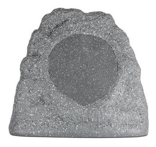 Ion Sound Stone Parlante Bluetooth C/ Forma De Piedra Jardin