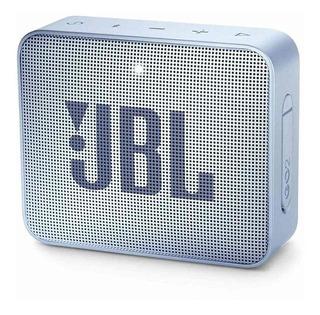 Bocina JBL GO 2 portátil inalámbrico Icecube cyan