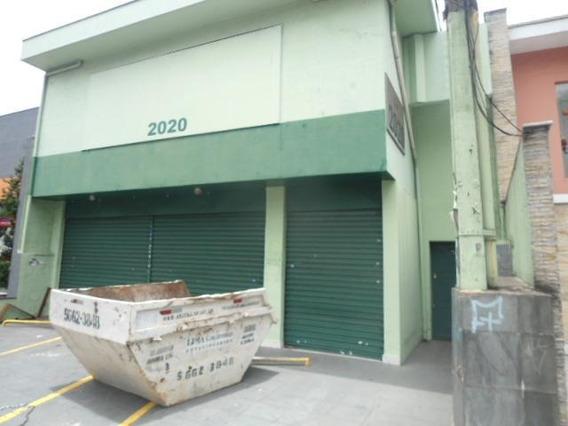 Loja Para Alugar, 400 M² Por R$ 14.000/mês - Mooca - São Paulo/sp - Lo0021