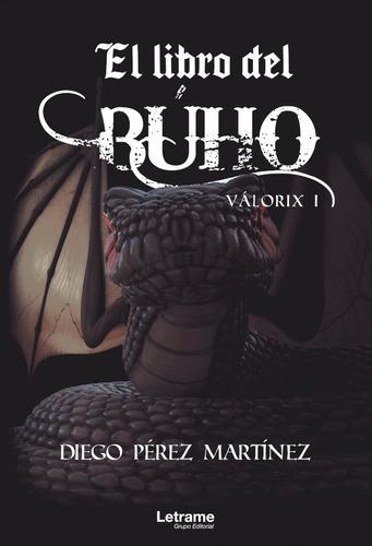 El Libro Del Búho, De Diego Pérez Martínez