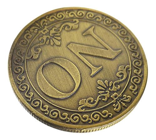 Imagen 1 de 9 de Sí/no Decisión De Bronce Colección Conmemorativa De