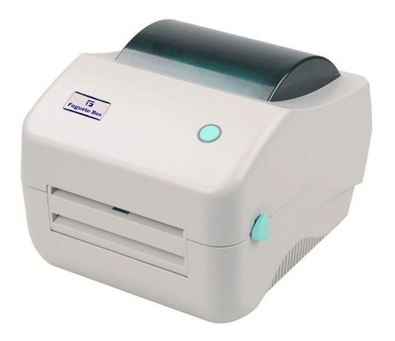 Impressora Termica Etiqueta Correios Codigo Barras 100mm Usb