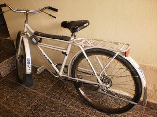 Bicicleta Caloi Barra Forte Luxo Antiguidades Bicicletas No