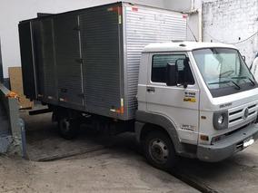 Vw 5140 Delivery 2007 Com Baú