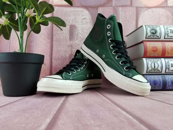 All Star Converse Chuck Taylor Mid Verde