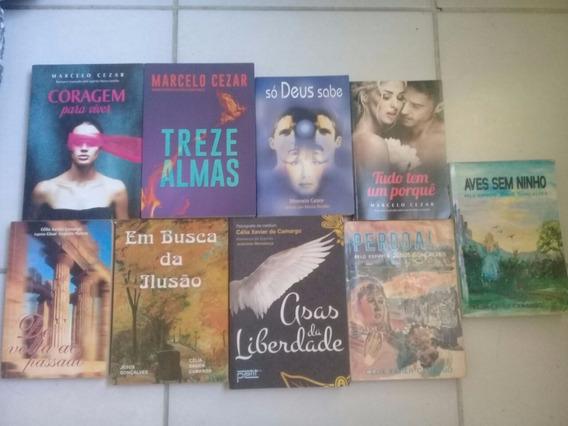Livros Infanto-juvenis, Espíritas E Outros.