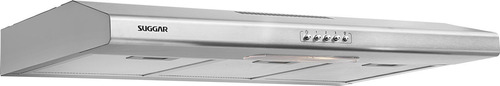 Imagem 1 de 2 de Depurador De Ar Suggar 6bocas 80cm 3veloc Filtro Inox Di81ix