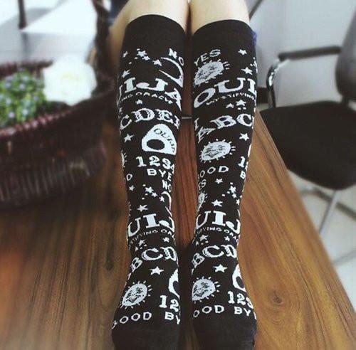 Calcetines Ouija